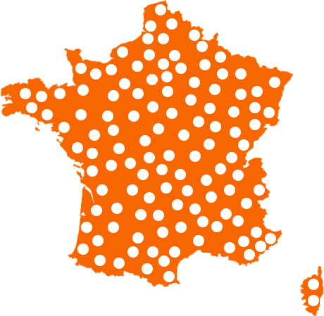 Map of france 2