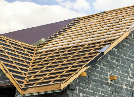 Installation et isolation toiture