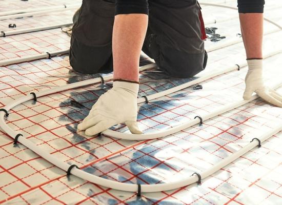 Dépannage plancher chauffant