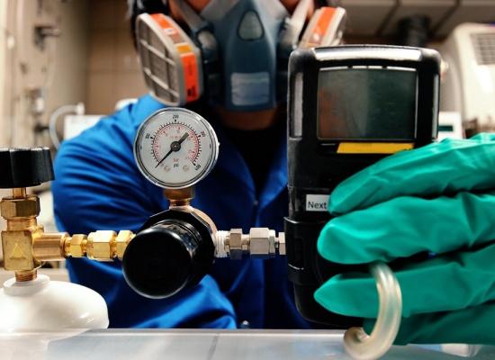 Diagnostic gaz