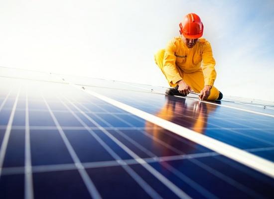 Devis pour le dépannage d'un chauffage solaire