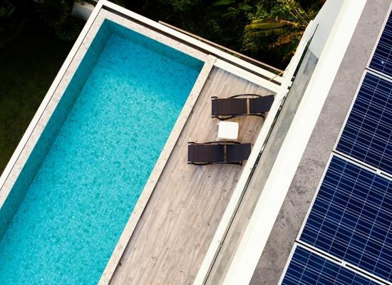 Devis pour l'installation d'un chauffage solaire