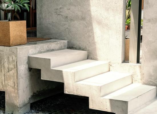 Devis pour un escalier en béton