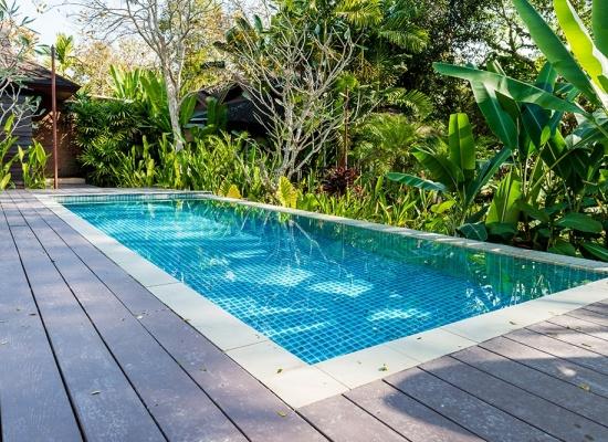 Prix pour une piscine entérrée