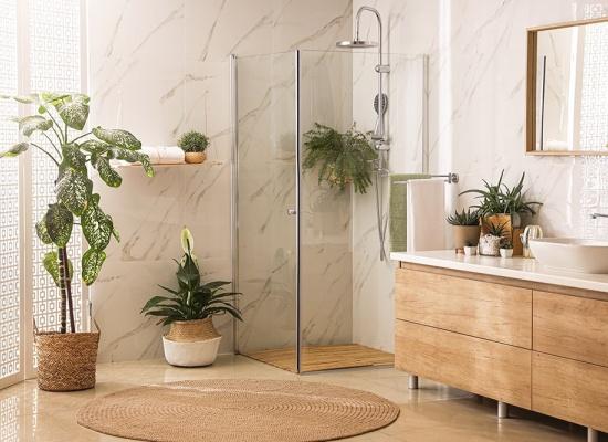 Salle de bains - douche italienne
