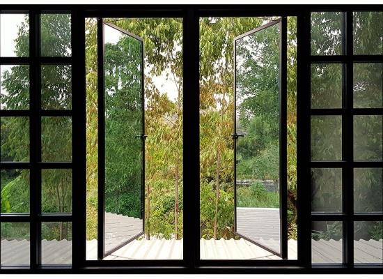 Prix pour une fenêtre en alu