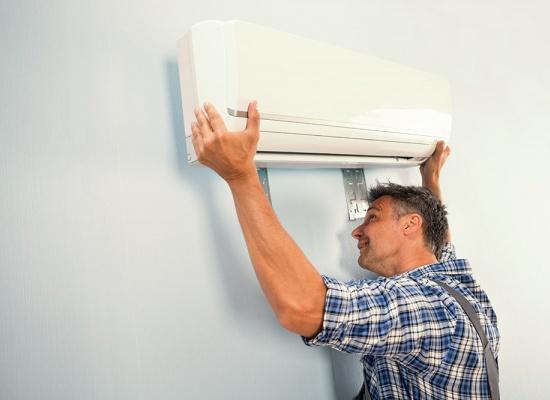 Prix pour l'installation d'une climatisation