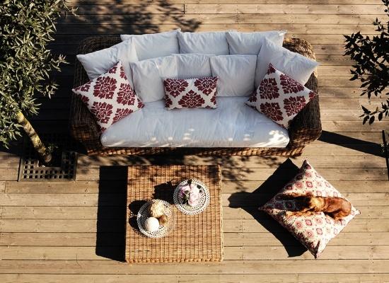 Prix pour une terrasse en bois