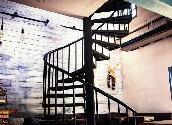 Combien coûte un escalier en colimaçon