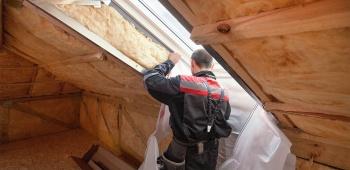 Bien isoler un velux (fenêtre de toit)