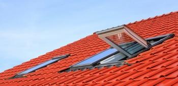 Type d'ouverture des fenêtres de toit