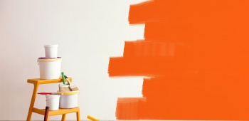 Peinture d'un mur