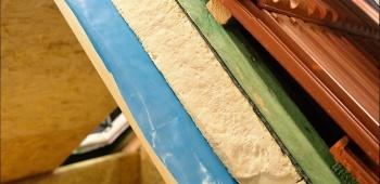 Isolation d'une toiture par sarking
