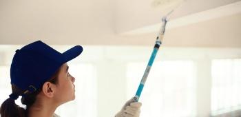 Revêtements muraux peinture plafond