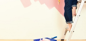 Revêtement mural peinture