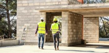 Construction d'une maison en parpaings