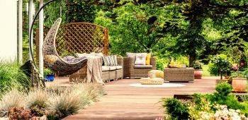 Matériaux pour une terrasse