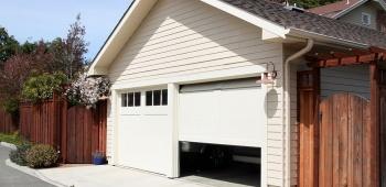 Ouverture de son garage