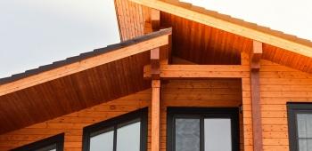 Prix pour la construction d'une maison en bois