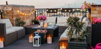 Prix pour l'installation d'une terrasse