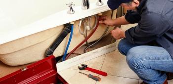 Plomberie - réparation d'une canalisation