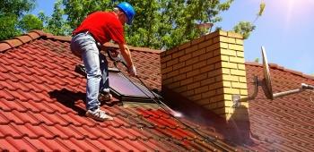 Prix de l'entretien de la toiture